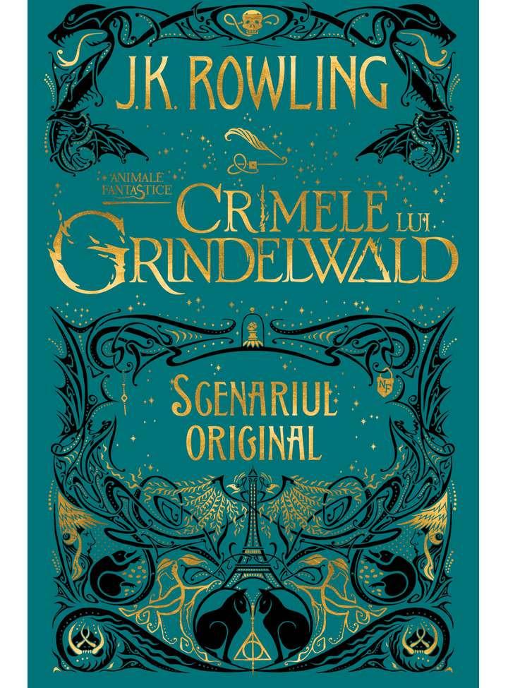 Crimele lui Grindelwald Scenariul Original