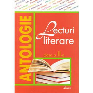 Antologie. Lecturi literare pentru cl. a II-a