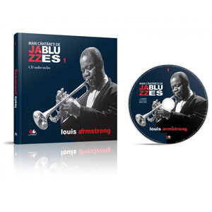 Mari Cântăreți de Jazz și Blues, Vol. 01. Louis Armstrong [Audio CD]