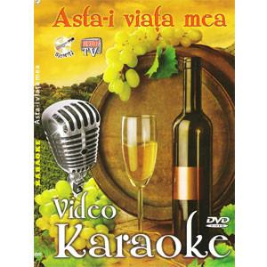 Asta-i Viața Mea. Video Karaoke [DVD]