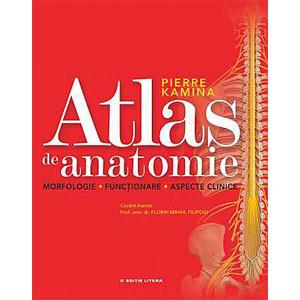 Atlas de Anatomie. Morfologie. Funcționare. Aspecte Clinice