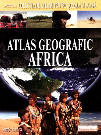 Atlas geografic: Africa