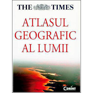 Atlasul Geografic al Lumii. The Times