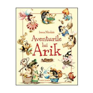 Aventurile lui Arik + Carte ilustrata ca Puzzle
