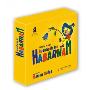 Aventurile lui Habarnam [Audiobook]