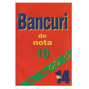 Bancuri de Nota 10. Nr.14