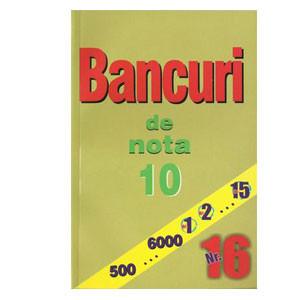 Bancuri de Nota 10. Nr.16
