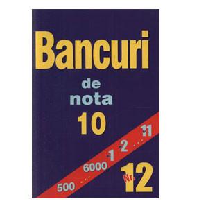 Bancuri de Nota 10. Nr.12