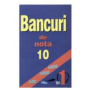 Bancuri de Nota 10. Nr.1