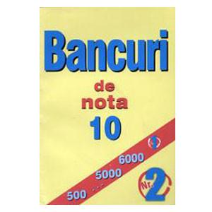 Bancuri de Nota 10. Nr.2