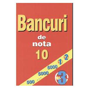 Bancuri de Nota 10. Nr.3