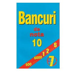 Bancuri de Nota 10. Nr.7