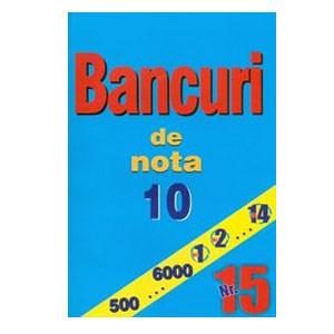 Bancuri de Nota 10. Nr.15