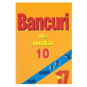 Bancuri de Nota 10. Nr.17