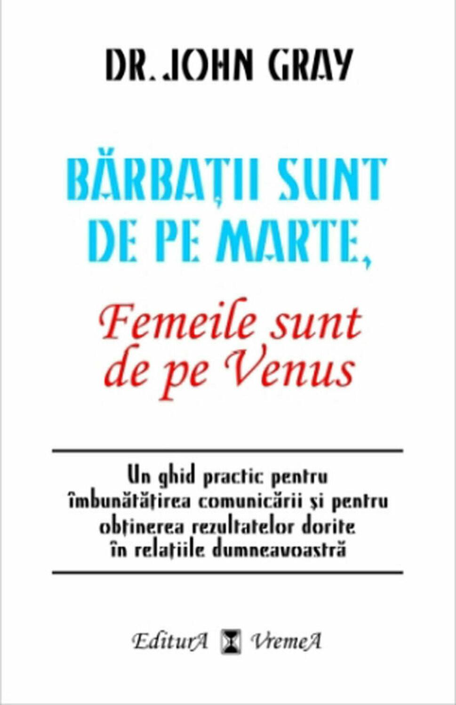 Bărbații sunt de pe Marte, Femeile sunt de pe Venus