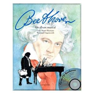 Beethoven. Un Album Muzical cu CD
