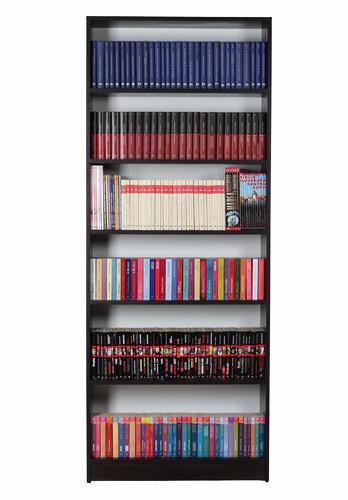 Biblioteca Familiei (culoare neagră)