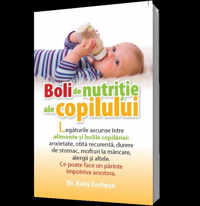 Boli de Nutriție ale Copilului