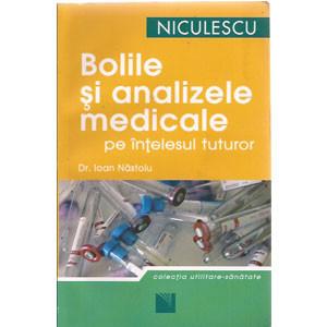 Bolile şi Analizele Medicale pe Înţelesul Tuturor