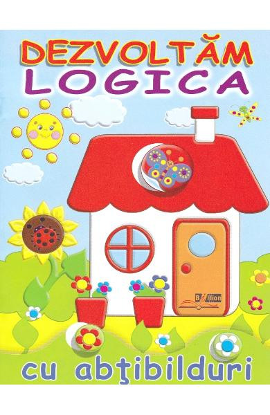 Dezvoltam logica cu abtibilduri: Căsuța