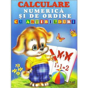 Calculare Numerică și de Ordine cu Abțibilduri