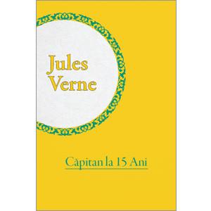 Căpitan la 15 Ani [eBook]