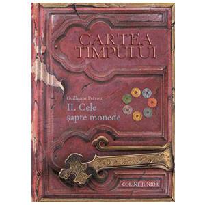 Cartea Timpului. Vol. 2. Cele Șapte Monede