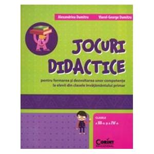 Jocuri didactice. Clasele a III-a și a IV-a