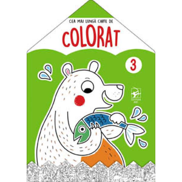 Cea mai lungă carte de colorat 3