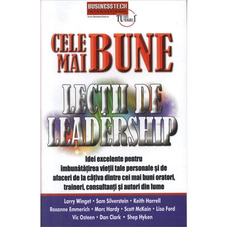 Cele mai bune Lecții de Leadership