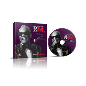 Mari Cântăreți de Jazz și Blues, Vol. 08. Ray Charles [Audio CD]