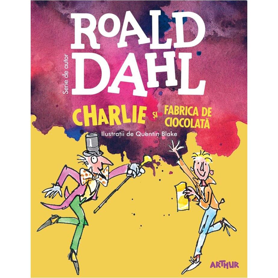 Charlie și Fabrica de Ciocolată