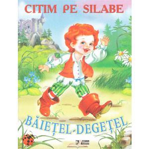 Citim pe Silabe: Băiețel-Degețel