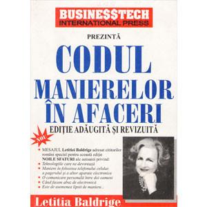 Codul manierelor în afaceri