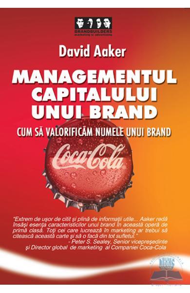 Managementul capitalului unui brand