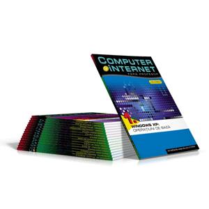Colecția Computer și Internet fără profesor, 16 volume