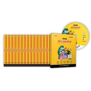 Colecția Muzzy. Curs Multilingvistic pentru Copii (Carte, DVD și CD) în 30 de Volume