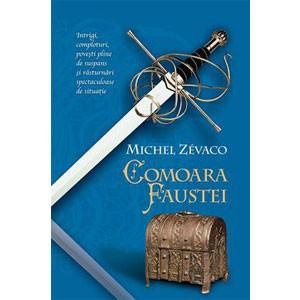 Comoara Faustei. Cavalerii Pardaillan. Vol. 9