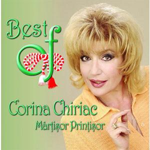 Best of Corina Chiriac - Mărțișor Prințișor [Audio CD] (2009)
