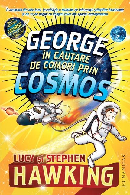 George în căutarea de comori prin cosmos (8-12 ani)