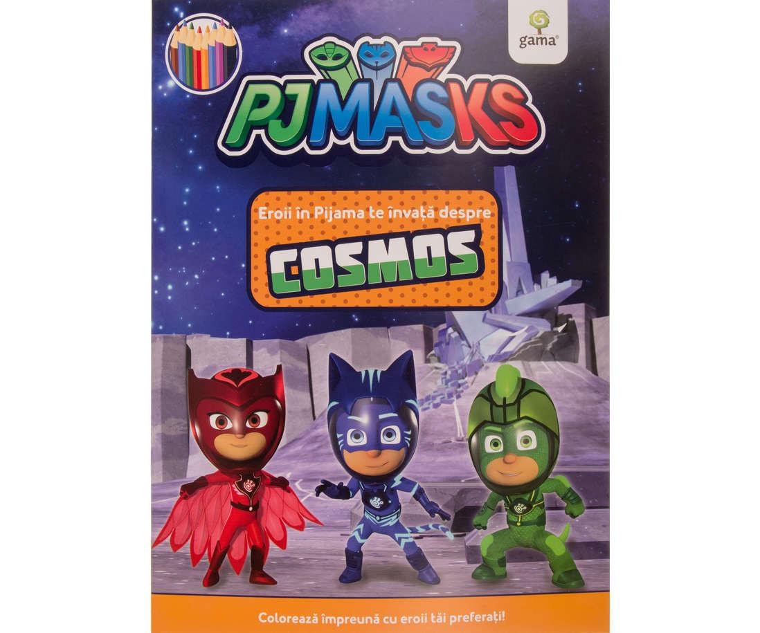 Eroii în Pijama te învață despre Cosmos