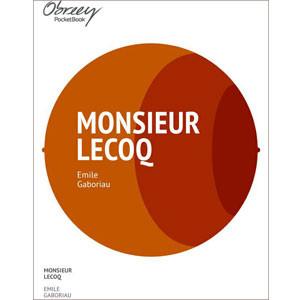 Monsieur Lecoq [eBook]