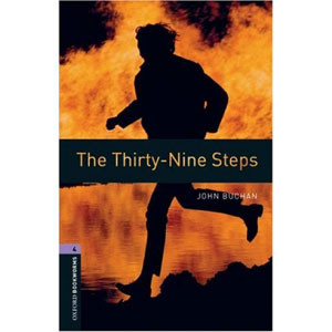 The Thirty-Nine Steps [eBook]