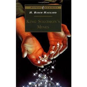 King Solomon's Mines [eBook]
