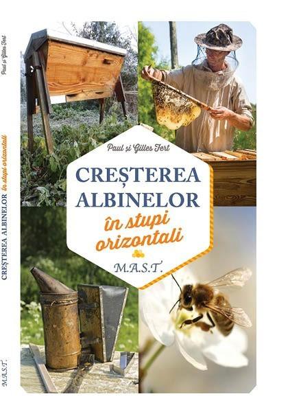Creșterea albinelor în stupi orizontali
