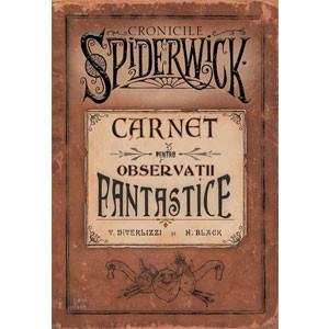 Cronicile Spiderwick. Carnet pentru Observații Fantastice