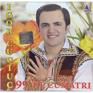 99 de Cumătri [Audio CD]