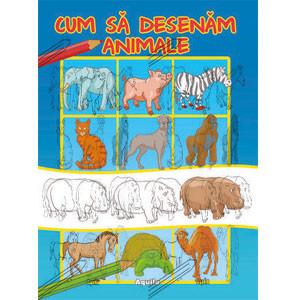 Cum să desenăm animale
