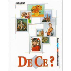 De Ce? Enciclopedie pentru Fete și Băieți Curioși