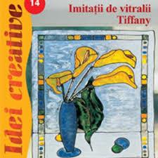 Imitații de vitralii Tiffany